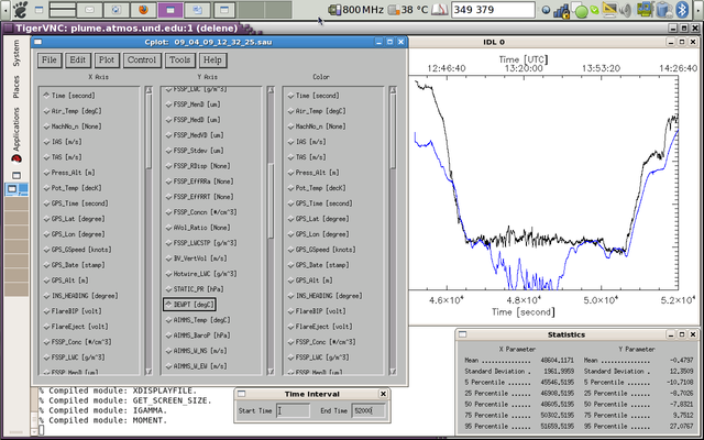Cplot Screen Shot